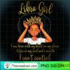 Womens Im a Libra Girl Funny Birthday T Shirt for Women Queen V Neck T Shirt copy