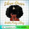 Womens Im a Libra Girl Funny Women Queen Zodiac Birthday Gift V Neck T Shirt copy