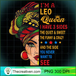 Womens Leo Queen You New Want to See PNG, Afro Women PNG, Leo Queen PNG, Black Women PNG