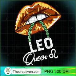 Womens Leo Queen Lips Sexy Black Afro Queen Womens PNG, Afro Women PNG, Leo Queen PNG, Black Women PNG