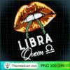 Womens Libra Queen Lips Sexy Black Afro Queen September T Shirt copy