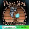 Womens Tu Vintage Pisces Birthday Zodiac Costume Black Woman T Shirt copy