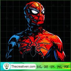 Spider-man SVG, Avengers SVG, Marvel SVG