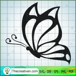 Butterfly Vol 1 SVG Free, Butterfly SVG Free, Free SVG For Cricut Silhouette