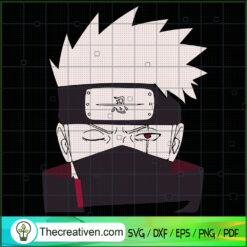 Takashi Hokage SVG, Naruto SVG, Anime Japan SVG
