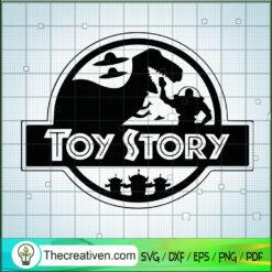 Toy Story T Rex SVG, Toy Story SVG, Dinosaur SVG