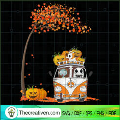 It's The Most Wonderful Time of The Year SVG, The Nightmare Before Christmas SVG, Halloween SVG