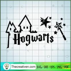 Hogwarts Academy SVG, Hogwarts SVG, Harry Potter SVG