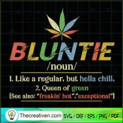 Bluntie SVG, Cannabis SVG, Leaf SVG, Weed SVG
