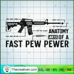 Ar15 Acessory SVG, Fast Pew Pewer SVG, Guns SVG