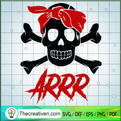 Aar Pirates SVG, Skull SVG, Skull Mom SVG