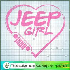 Jeep Girl SVG, Jeep Car SVG, Jeep SVG