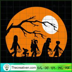 Star Wars Halloween SVG, Star Wars SVG, Halloween SVG