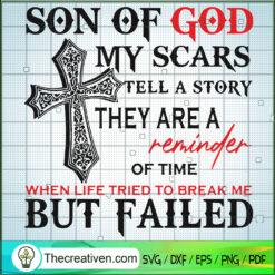 Son of God SVG, God SVG, Jessu SVG