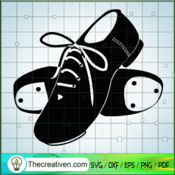 Leather Shoes SVG, Gentle Man SVG, Shoes SVG