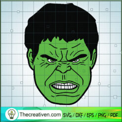 Hulk Layered SVG, Hulk Super Hero SVG, Avengers SVG