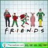 Friends Christmas Movie copy