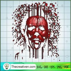 Michael Myers Blood SVG, Michael Myers SVG, Halloween SVG