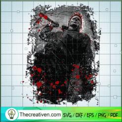 Michael Myers Killer SVG, Horror Characters SVG, Halloween SVG