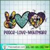 Peace love nightmare copy